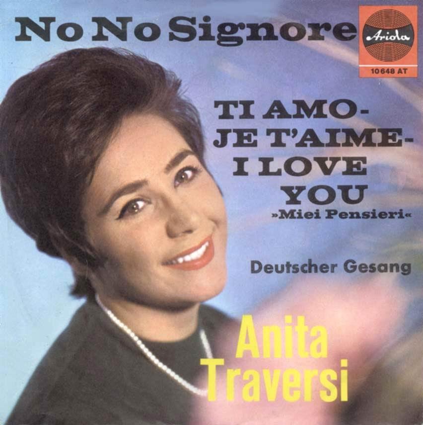 Anita Traversi Ti Amo Je TAime I Love You Miei Pensieri