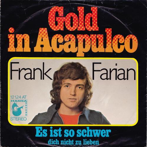 Frank Farian - Wunderbar