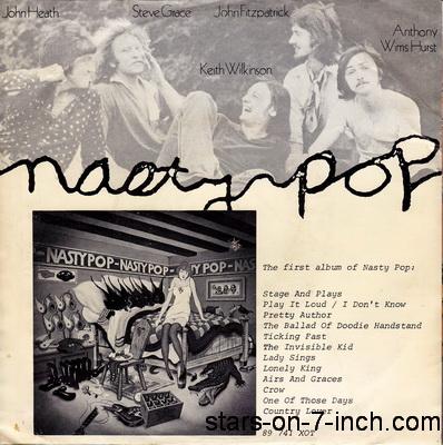 Nasty Pop - Gracie