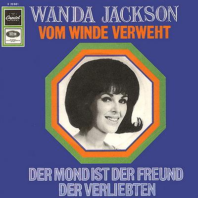 Wanda Jackson - Vom Winde Verweht