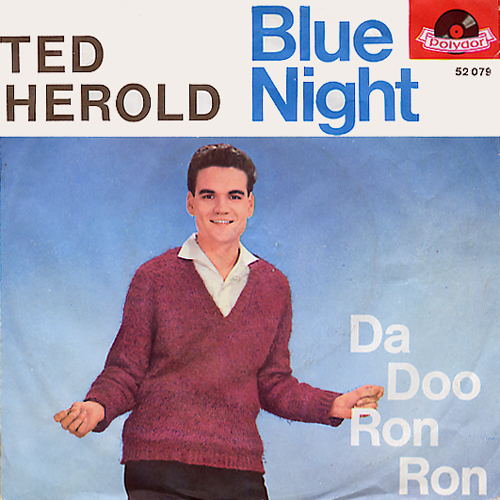 Ted Herold Blue Night