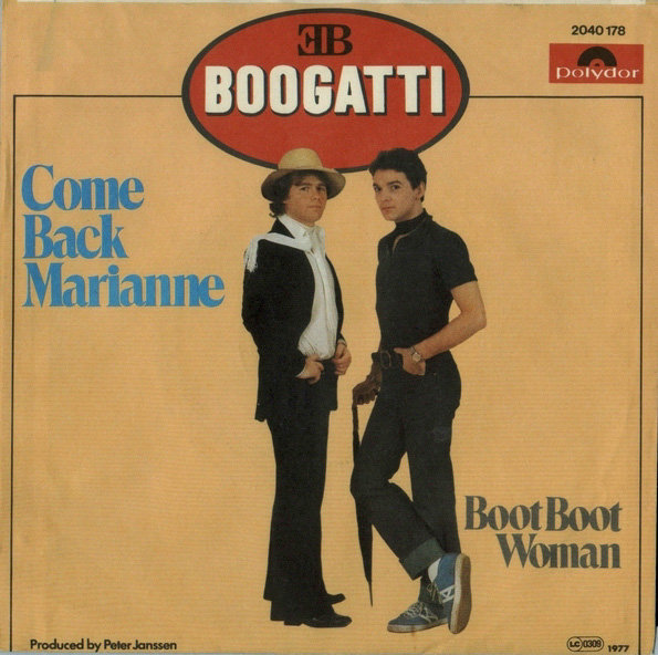 Boogatti - Come Back Marianne