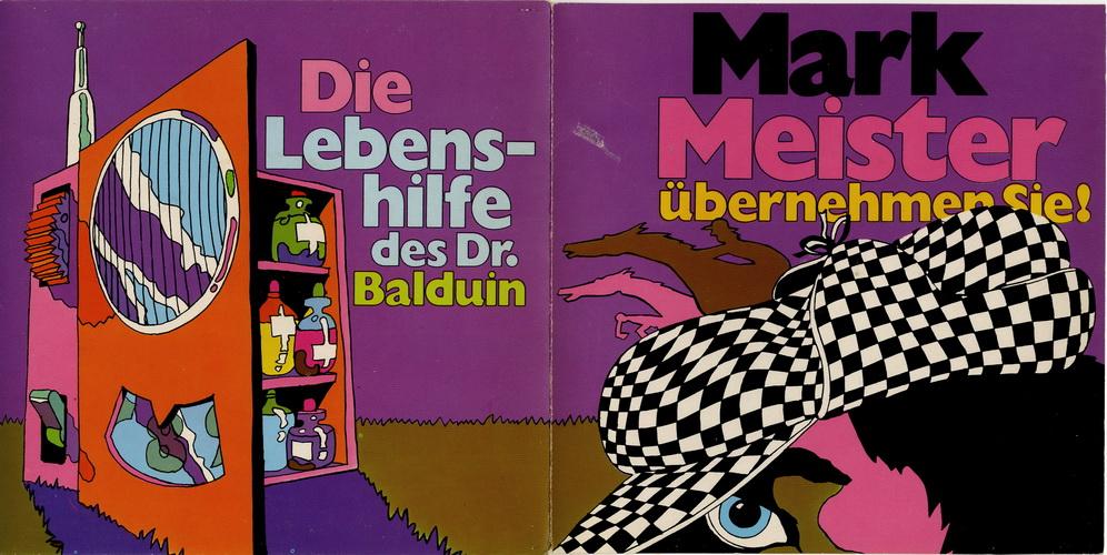 Dietrich Kittner - Mark Meister Übernehmen Sie!