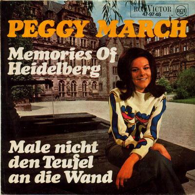 Peggy March - Wiedersehn