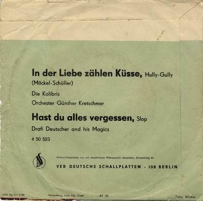 Eberhard Cohrs  Die Caros Hallo Doktor Watson So Ein Gag