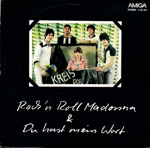 Jürgen Kerth Band* Gruppe Jürgen Kerth - Martha / Dein Zug Fährt Ab