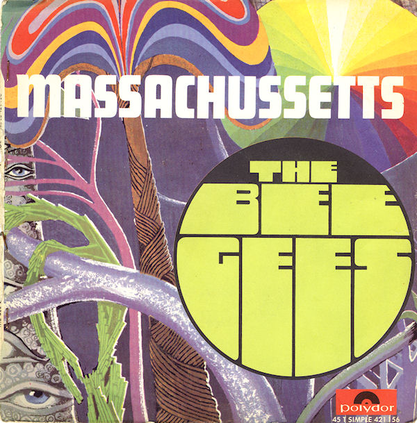 Massachusetts - Cover Seite A